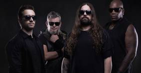 Sepultura | support: Warbringer, Black Inhale, Uzziel
